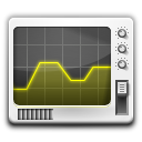 graph monitor system utilities icon
