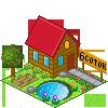 Дом сад