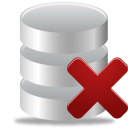 remove from database