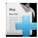 blog add