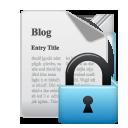 blog private