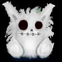 rabbit animal white