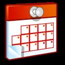 календарь значок