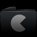 folder black games
