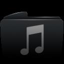 folder black music