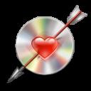 love disc arrow