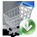 shopcartdown 128x128
