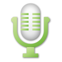 microphone green