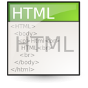 gnome mime text html