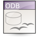 application vnd.oasis.opendocument.database