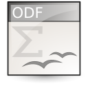 application vnd.oasis.opendocument.formula