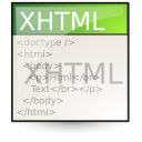 gnome mime application xhtmlxml
