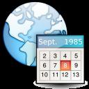 stock web calendar