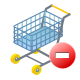 shopping cart remove