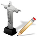 cristoredentor write