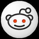 social reddit button