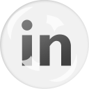 linkedin social bookmarks bubbled bubbles social network iconizer