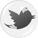 twitter bird social bookmarks bubbled bubbles social network iconizer