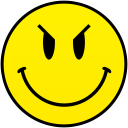 angry smile simple smiley smile emoticon emoticons emotions emotion human face head