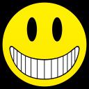 happy smiley smile emoticon emoticons emotions emotion human face head