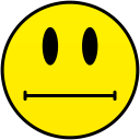 mouth shut smiley smile emoticon emoticons emotions emotion human face head