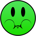 throw up wide eyes smiley smile emoticon emoticons emotions emotion human face head