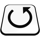 arrow circle reload right  iconizer