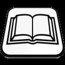 book read open  iconizer
