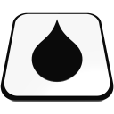 rain weather drop water  iconizer