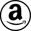 amazon social bookmarking social network simple logo iconizer