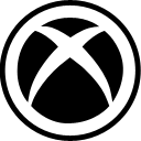 xbox live xbl social bookmarking social network simple logo iconizer