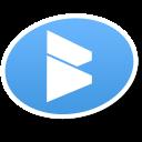 blogmarks logo social bookmark icon iconizer