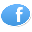 facebook logo social bookmark icon iconizer