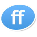 friend feed logo social bookmark icon iconizer