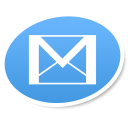 gmail logo social bookmark icon iconizer
