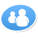 msn logo social bookmark icon iconizer