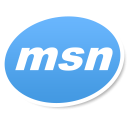 msn word logo social bookmark icon iconizer