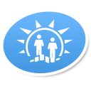 odnoklassniki logo social bookmark icon iconizer