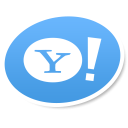 yahoo full logo social bookmark icon iconizer
