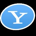 yahoo logo social bookmark icon iconizer