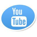 youtube logo social bookmark icon iconizer